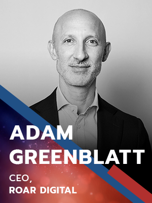 BOSA email Adam Greenblatt speaker cards
