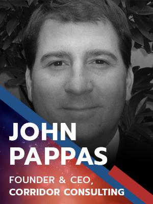BOSA email speaker cards John Pappas