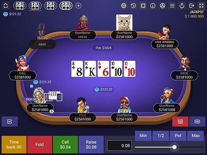 EvenBet Poker Tournament