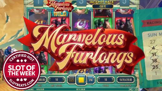 Marvelous Furlongs - SOTW