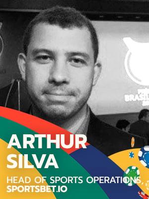 SBC DS LATAM Speaker Cards Arthur Silva 300x400px