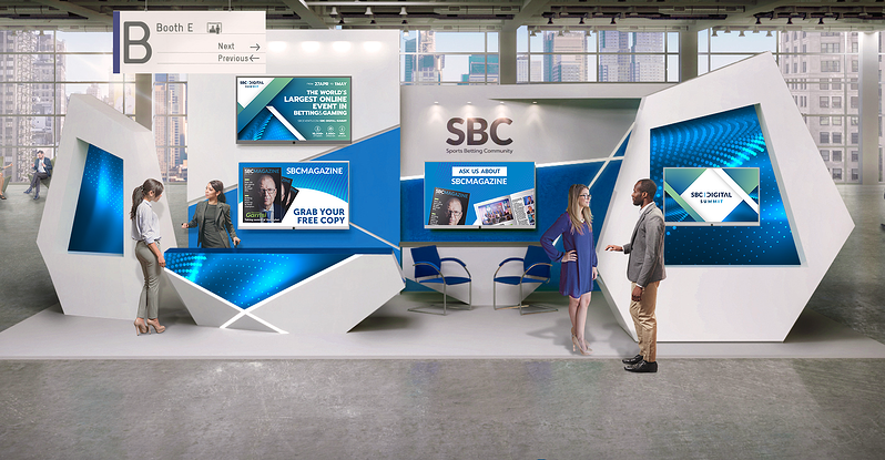 SBC DS Stand